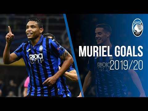 Luis Muriel | All goals 2019-2020