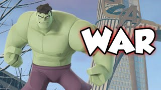 Disney Infinity 2 - World War Hulk - Community Toy Box