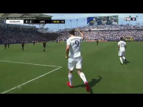 Дебют Ибрагимовича в MLS: дубль за 20 минут!