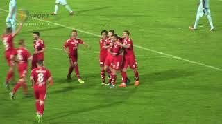 Radnički - Gzira United 4:0 highlights, Niš, 12.7.2018.