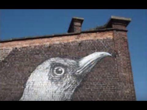 ROA @ ROA - 1 h 04 min - Street Art
