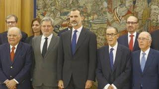 Académicos iberoamericanos presentan al Rey foro sobre desafíos democráticos