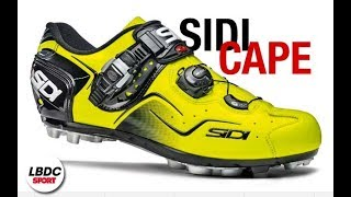 Review de zapatillas para MTB Sidi Cape