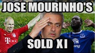 Jose Mourinho's Sold XI