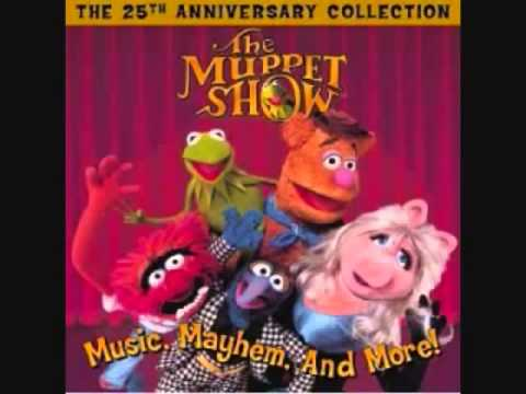 The Muppet Show Theme Season 1 Instrumental with Applause and Laugh effect