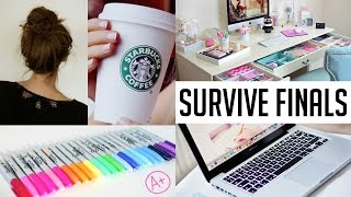 Survive Finals! Study Tips and Homework Help ft. Brainly