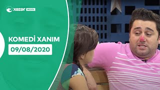 Komedi Xanım (9-cu Bölüm ) 09.08.2020