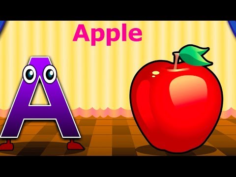 Thumbnail: Phonics Song - Alphabet Sounds | ABC Song For Children