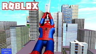 ROBLOX'S DEFINITIVE SPIDERMAN!!!