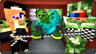 План не сработал [ЧАСТЬ 21] Зомби апокалипсис в майнкрафт! - (Minecraft - Сериал)