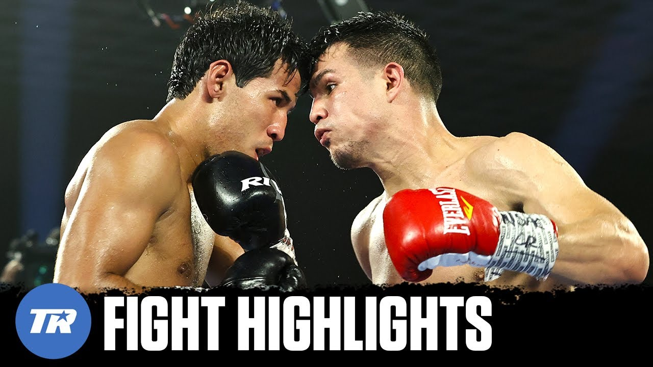 Too Smooth: Jose Zepeda Rolls Past Kendo Castandea | FULL FIGHT HIGHLIGHTS