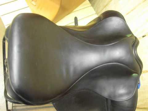 Used Saddle for Sale- Hulsebos Dressage 16