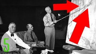 5 Secret Classified Maps You Were Never Supposed to See