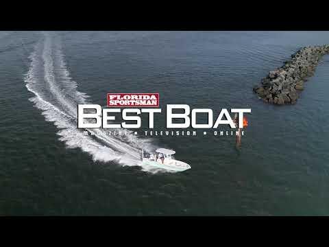 Florida Sportsman Best Boat - Piranha F2000, NauticStar 265 XTS, OBX 32CC
