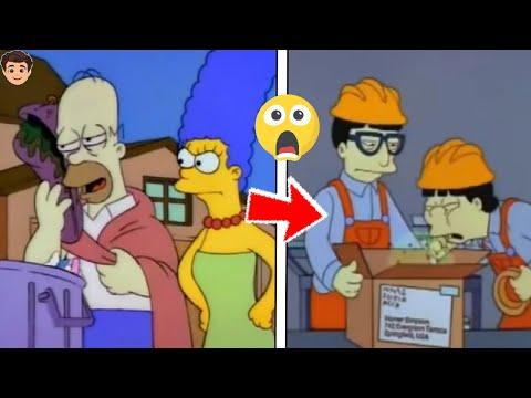 ULTIMA HORA: Los Simpson Predijeron El CORONAVIRUS Hace 27 Años     Mira En Qué Capítulo