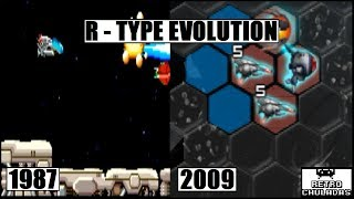 R-Type - Evolucion del Videojuego (1987 - 2009) / R-Type  - Videogame Evolution