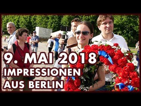 9. Mai, Treptower Park in Berlin