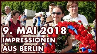 9. Mai, Treptower Park in Berlin