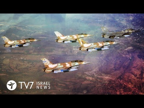 Israel threatens Iran with war if the latter entrenches itself in Syria - 24.5.18 TV7 Israel News
