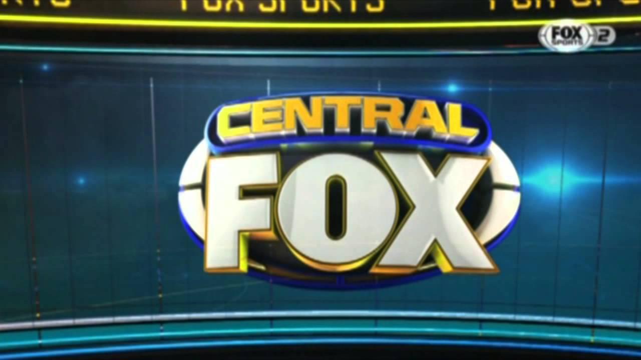 R Fox Sports Central FOX - Intro - ...