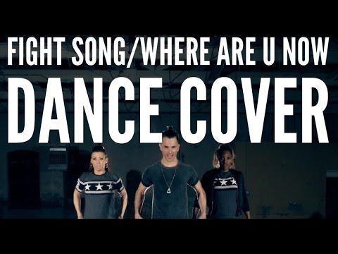 Fight Song-Rachel Platten/Where Are U Now-Justin Bieber(JLiNE cover)