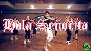 Hola Señorita - Maître Gims Ft. Maluma by Lessier Herrera Zumba