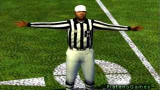 NFL 2012 Week 11 - Philadelphia Eagles (3-6) vs Washington Redskins (3-6) - 2nd Half - NFL 2K5 - HD