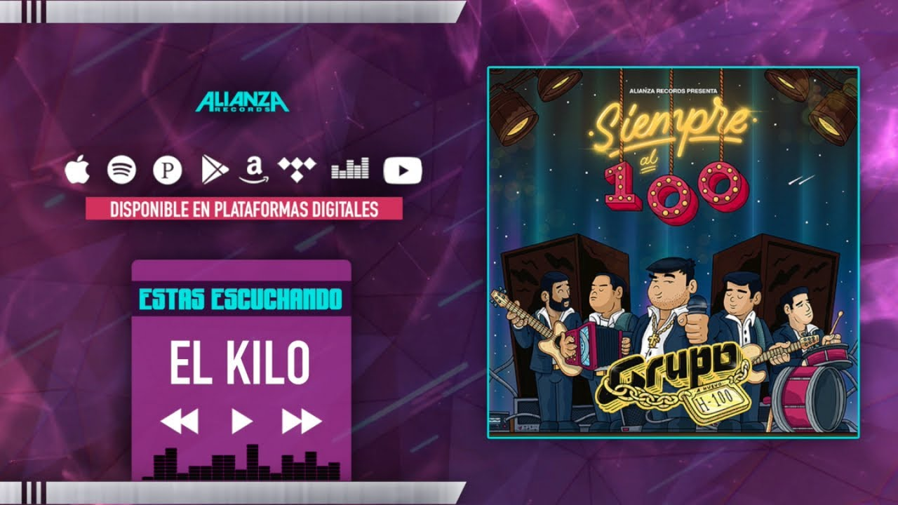Download Grupo H100 - El Kilo (Estudio)