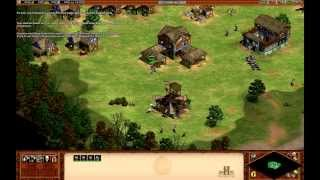 Age of Empires II: HD Edition Playthrough - William Wallace Campaign [No Commentary] [HD]