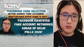 Facebook Whistleblower Exposes Bid To Influence Delhi Polls 2020 | The Social Network