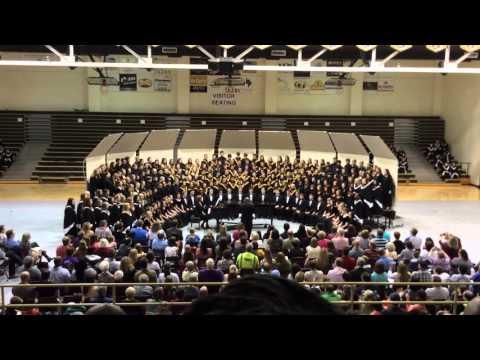 Bentonville High School Choir Fall Concert 2015