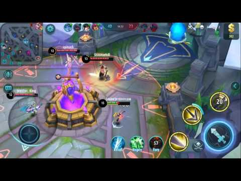 Mobile Legends Fanny Gameplay Fast Leveling Better Than