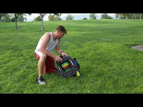 Las Vegas Disc Golf - In the Bag - Hansen Moore
