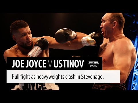 Full Fight: Joe Joyce V Alexander Ustinov