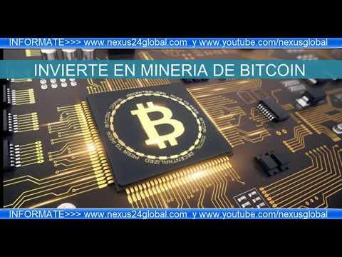 MINAR BITCOIN GENERA 1 MILLON DE DOLARES EN 12 MESES - NEXUS GLOBAL