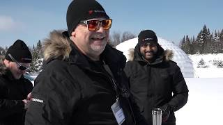 yokohama Canada  Winter Ride & Drive Testing (ENGLISH)