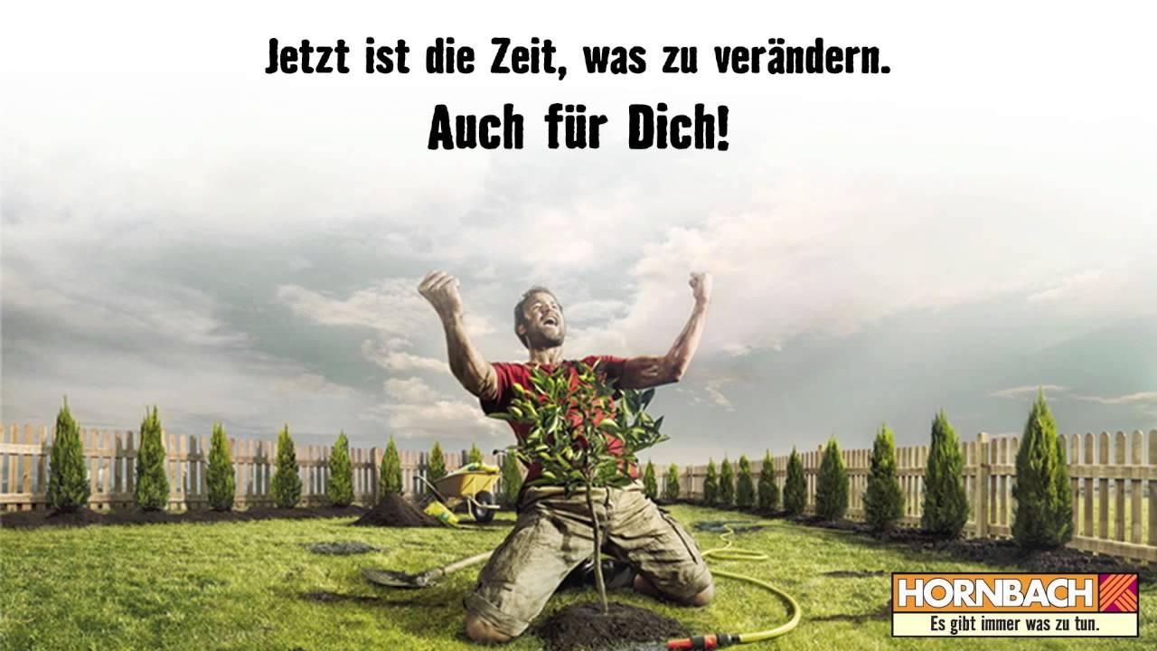 HORNBACH Österreich Radiospot - Veränderung - YouTube