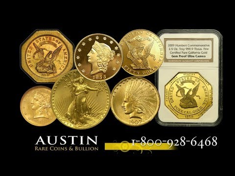 Rare Gold Coins For Sale