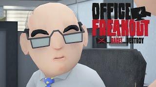Office Freakout - Launch Trailer