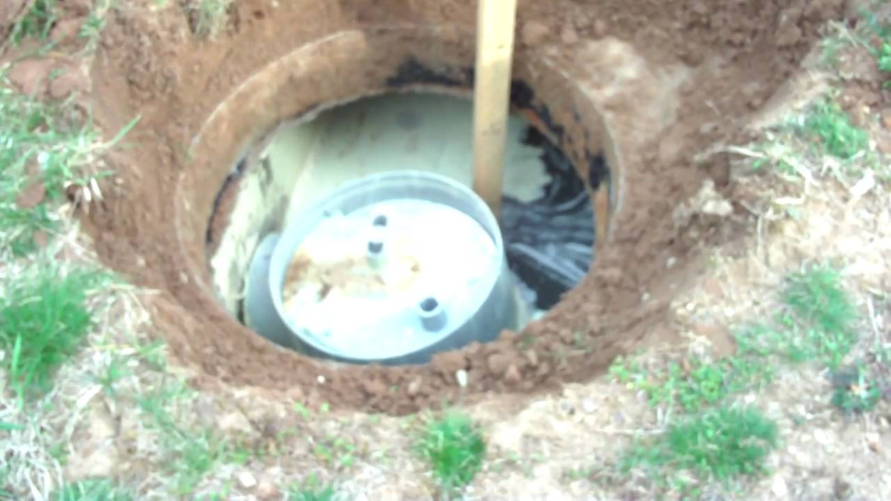How to inspect a septic system