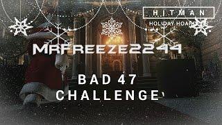 HITMAN - Bad 47 - Holiday Hoarders Challenge Pack