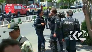 Тегеран шабуылынан 12 адам өлді