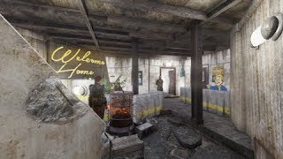 Fallout 76 - Underground shelter/bunker camp. - by Murphy