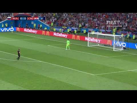 Russia Vs Сroatia– НІGНLІGНТS – 2018