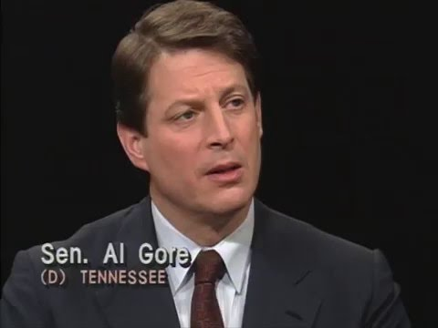 Al Gore interview (1992)
