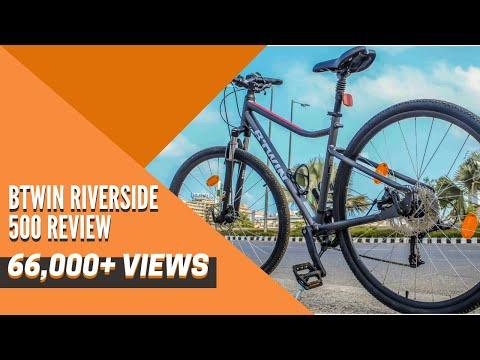 Btwin Riverside 500 review | Decathlon Bicycle | INR 22,999/-
