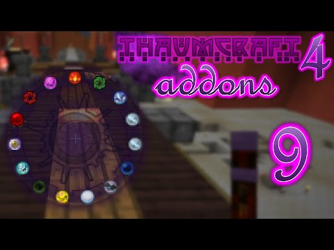 Minecraft - Thaumcraft 4 Addons #9 - Fun With Foci