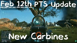 Planetside 2- New Carbines! (PTS update for Feb 12th)