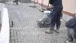 Технология укладки брусчатки(, 2011-06-27T10:40:20.000Z)