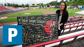 Traumatic on-field injury leads artist to MLB portrait career | The Province